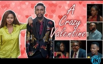COMEDY VIDEO: Yawaskits - A CRAZY VALENTINE